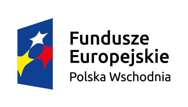 Znalezione obrazy dla zapytania fundusze europejskie polska wschodnia logo